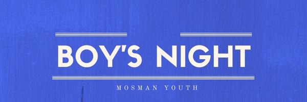 BOY's Night