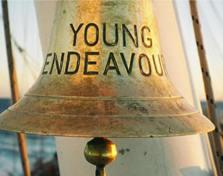 Young Endeavour: explore the world under sail
