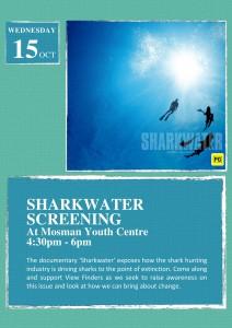sharkwater poster