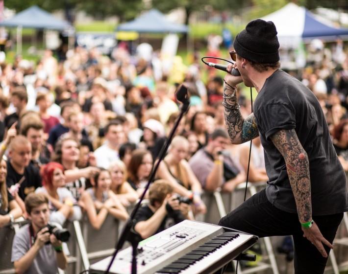 Play at Shorefest 2015!