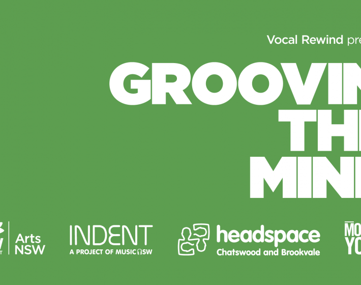 Vocal Rewind presents 'Groovin' The Mind""