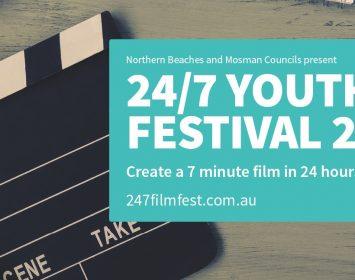 24/7 Youth Film Festival