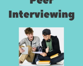 Youth Consultation: Peer Interviewing