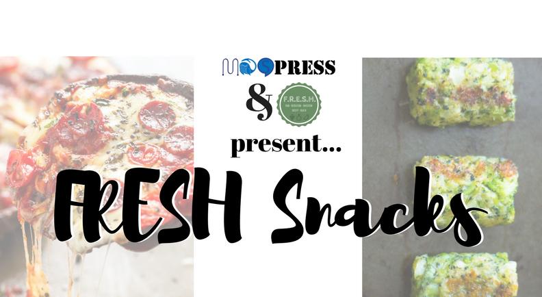 FRESH Snacks Blog Page