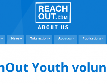 Speak Up For ReachOut Volunteer Program
