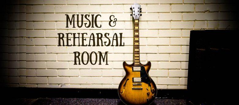 Music & Rehearsal Room