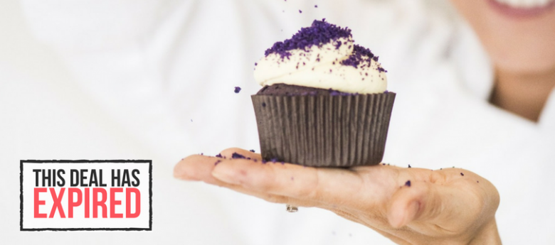 Previous Moscard Deal: buy 2 cupcakes get 1 free