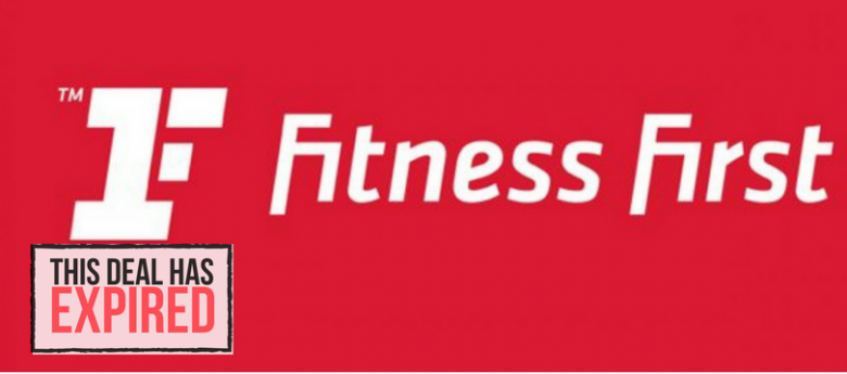 fitness first membership fee