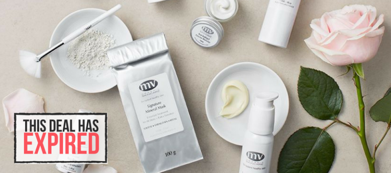 Previous Moscard Deal: 10% off MV Organic Skincare Products & Therapies