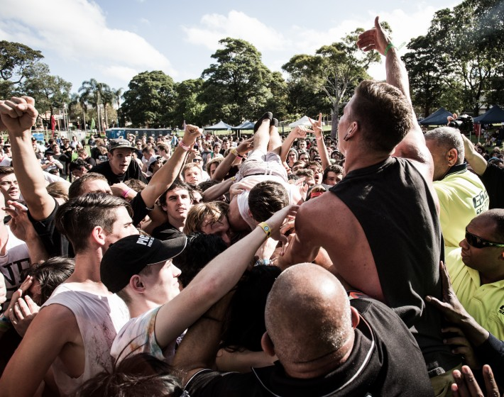 Shorefest 2014 by Lachlan Young
