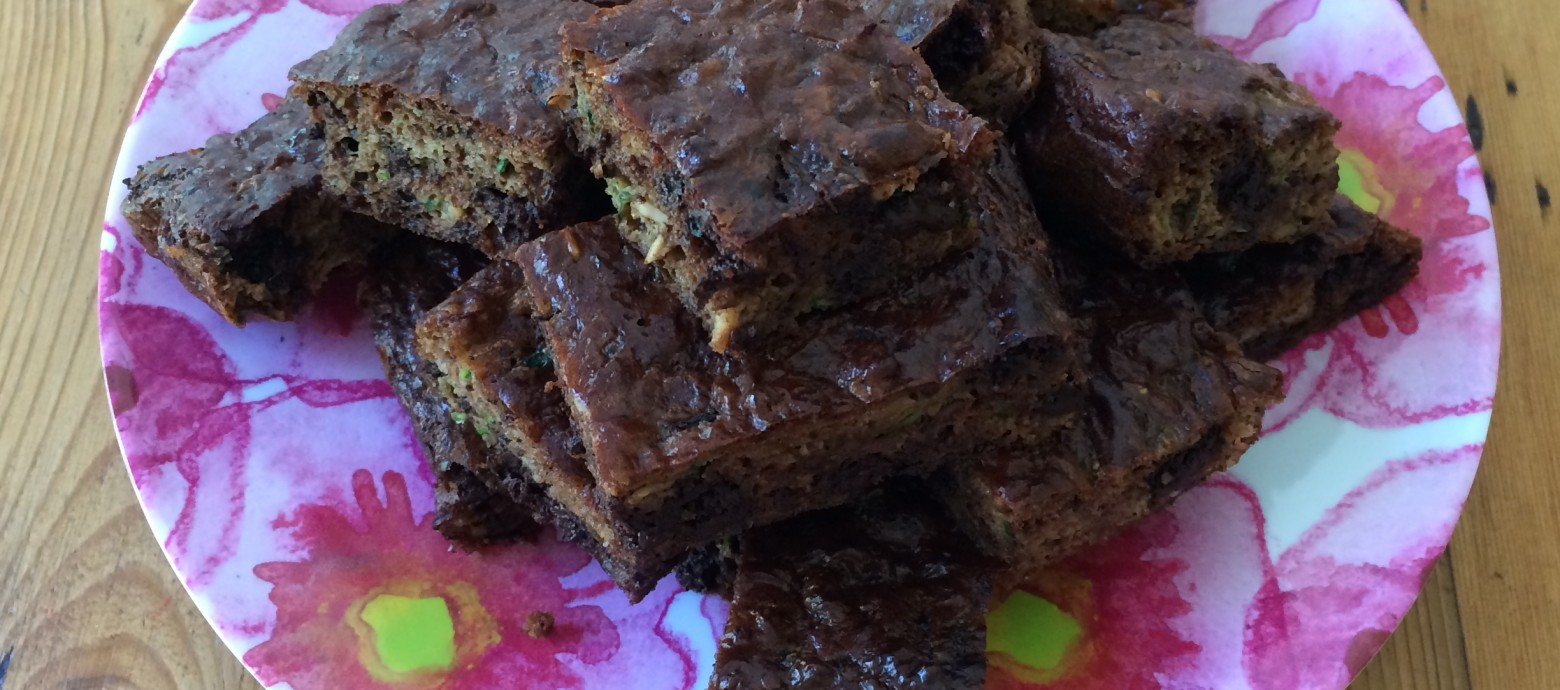 Healthy Brownies – This one's for the Exam Eaters