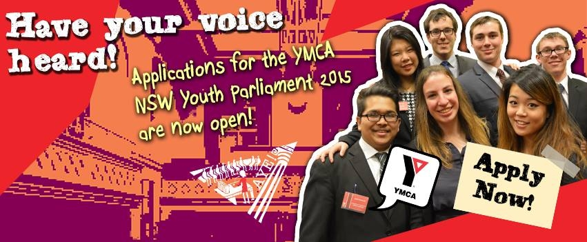 banner - youth parliament