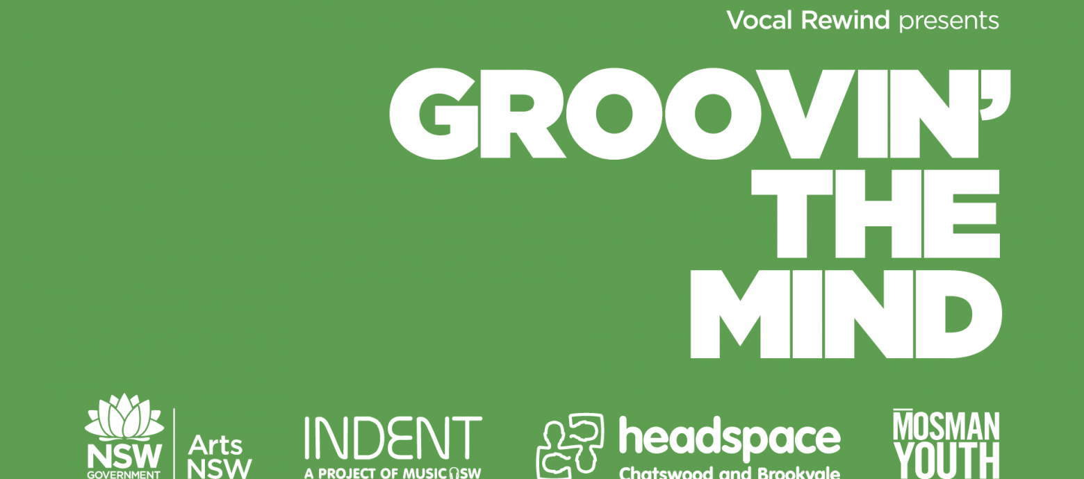 """Vocal Rewind presents 'Groovin' The Mind"""""""