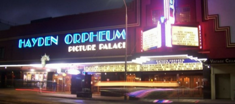 Moscard deal: $9 Movie Tickets at The Orpheum