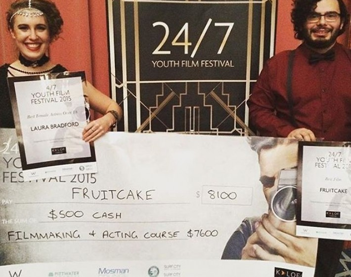 Young filmmakers take home over 14,000 worth of prizes