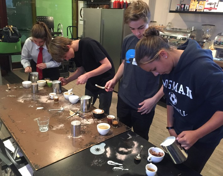 2016 Barista Course Pictures