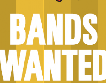 BANDS WANTED – Groovin' The Mind Vol. 2