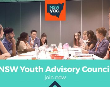 2018 NSW Youth Advisory Council